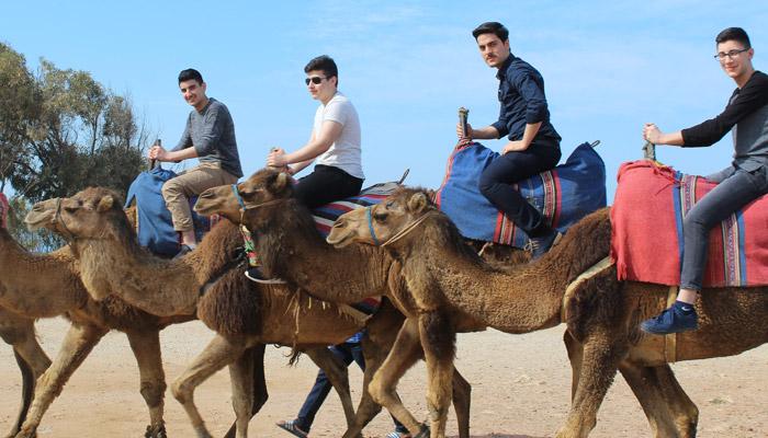 """Osterferien 2016 """"Marokko"""""""